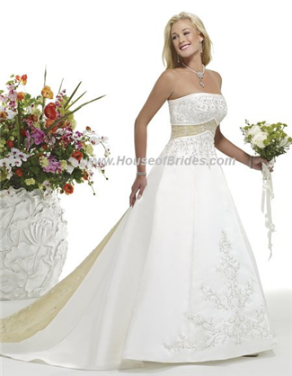 Ella Rosa Bridal Gown - BE19 (Ella Rosa Bridal Gowns)
