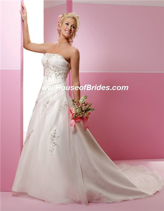 Buy Ella Rosa Bridal Gown – BE37