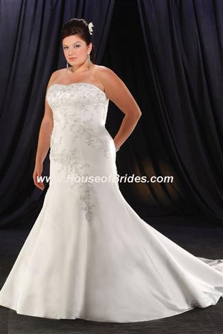 Buy Unforgettable by Bonny Plus Size Bridal Gown – 1901