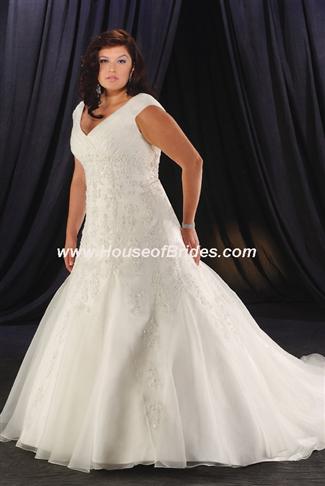 Buy Unforgettable by Bonny Plus Size Bridal Gown – 1907