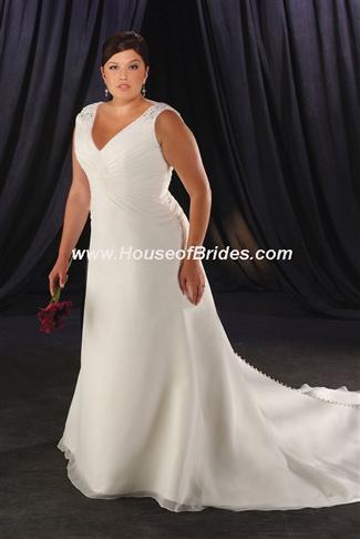 Buy Unforgettable by Bonny Plus Size Bridal Gown – 1908