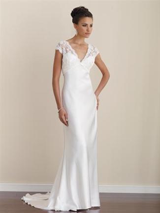 Buy Destinations by Mon Cheri Informal Bridal Gown – 29121