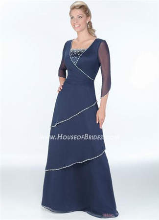 Bonny Mother of the Wedding Dress - 7606 (Bonny Mothers Dresses)