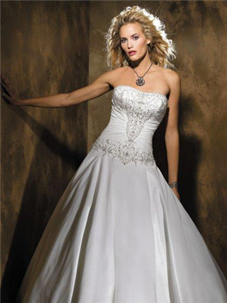 Allure Bridals Bridal Gown - 8414 (Allure Bridals Bridal Gowns)