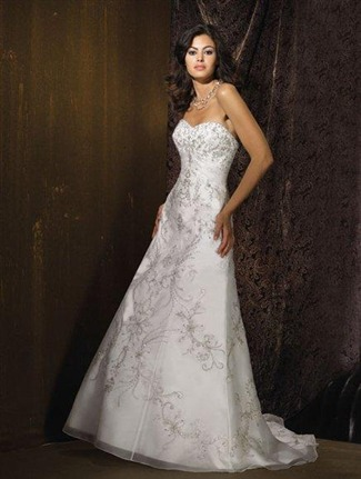 Buy Allure Bridals Bridal Gown – 8514