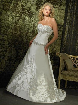 Buy Allure Couture Bridal Gown – 8576