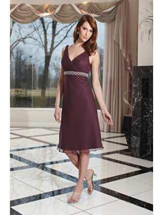DaVinci Bridals Bridesmaid Dress - 9324