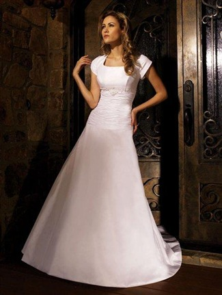 Buy Allure Modest Bridal Gown – M415