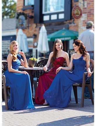 Impression Bridesmaid Dress – 20015