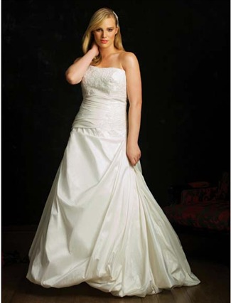 Buy Allure Women Bridal Gown – W242