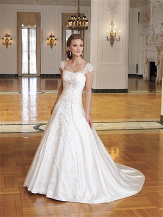 Buy Sophia Tolli Bridals Couture Bridal Gown – Y1926 Marguerite