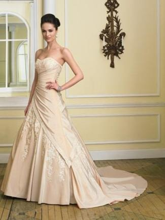 Buy Sophia Tolli Bridals Couture Bridal Gown – Y2704 Emily