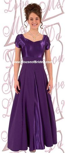 Do You Love Me Bridesmaid Dress - 2207