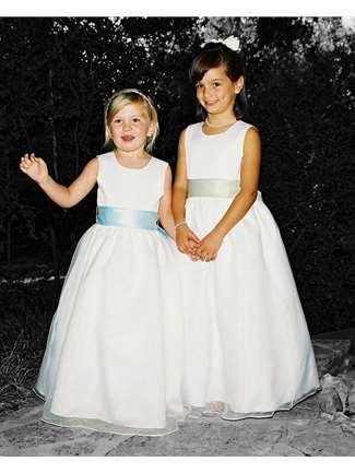 Buy Rosebud Fashions Flowergirl Dress – 5101