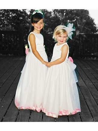 Buy Rosebud Fashions Flowergirl Dress – 5102