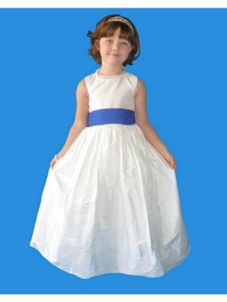 Buy Rosebud Fashions Flowergirl Dress – 5106