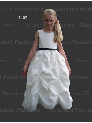 Buy Rosebud Fashions Flowergirl Dress – 5107