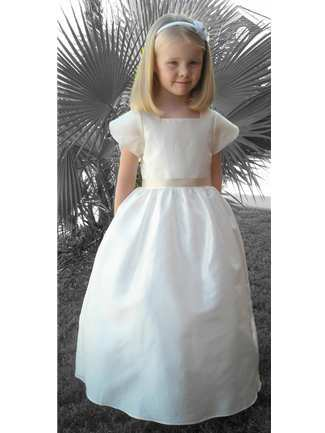Buy Rosebud Fashions Flowergirl Dress – 5114