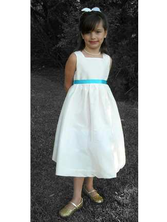 Buy Rosebud Fashions Flowergirl Dress – 5116