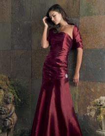 Jordan Fashions Bridesmaid Dress - 1717