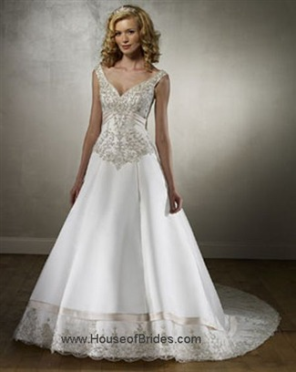 Mori Lee Bridal Gown - 2133 (Mori Lee Bridal Gowns)