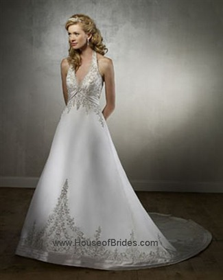 Mori Lee Bridal Gown - 2136 (Mori Lee Bridal Gowns)