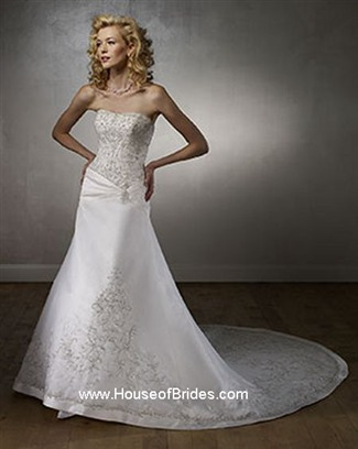 Mori Lee Bridal Gown - 2144 (Mori Lee Bridal Gowns)