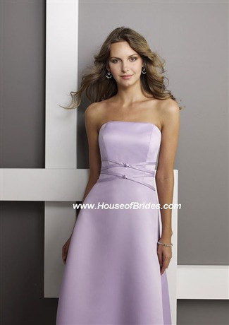 Mori Lee Bridesmaid Dress with sizes 8 6 4 in Lilac – ID224