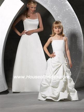 Forever Yours Flowergirl Dress – 28102 - Flower Girl Dresses