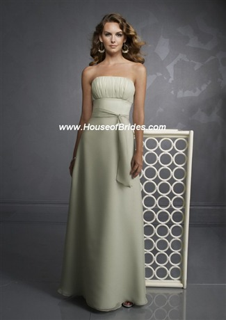 Mori Lee Bridesmaid Dress with sizes 12 10 8 in Seafoam – ID361