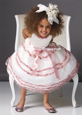 Buy Watters Girls Flowergirl Dress – 46245