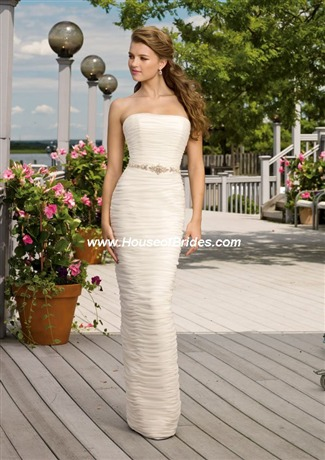 Buy Voyage by Mori Lee Informal Bridal Gown – 6311