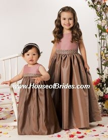 Sweet Beginnings Flowergirl Dress - K304 (Sweet Beginnings Flower Girl Dresses)