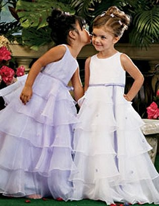 Buy Sweet Beginnings Flowergirl Dress – L106