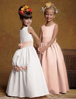 Buy Sweet Beginnings Flowergirl Dress – L204