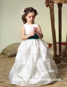 Sweet Beginnings Flowergirl Dress - L700 (Sweet Beginnings Flower Girl Dresses)