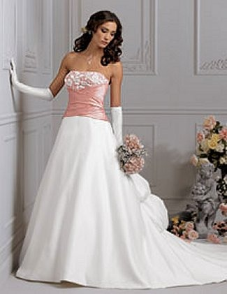 Jordan Bridals Bridal Gown - M654 (Jordan Bridals Bridal Gowns)