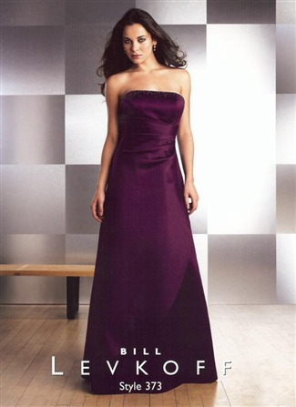 Buy Bill Levkoff Bridesmaid Dress – 373