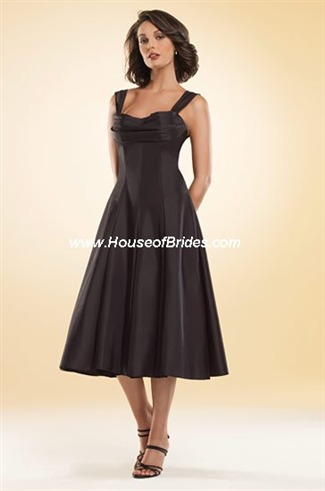 Buy Eden Bridals Bridesmaid Dresses with sizes 10 8 6 in Black – ID7242