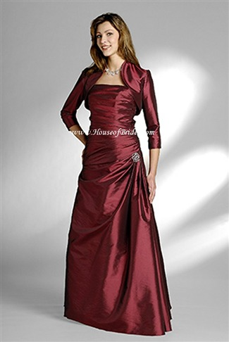 Romantic Bridals Mother of the Wedding Dress - 301 (Romantic Bridals Mothers Dresses)