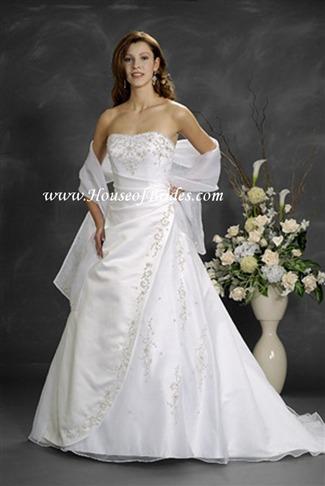 Buy Romantic Bridals Bridal Gown – 6019