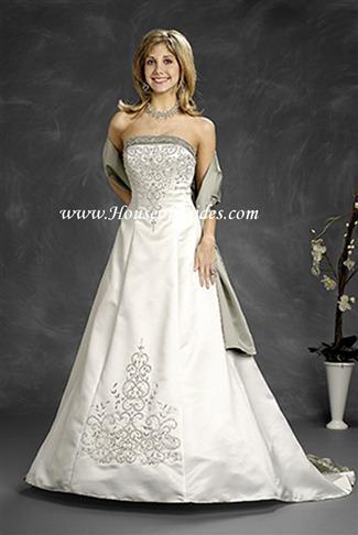 Buy Romantic Bridals Bridal Gown – 6417