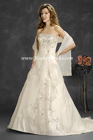 Buy Romantic Bridals Bridal Gown – 6418