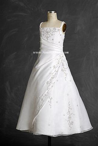 Buy Romantic Bridals Flowergirl Dress – 874