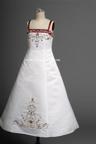 Buy Romantic Bridals Flowergirl Dress – 930