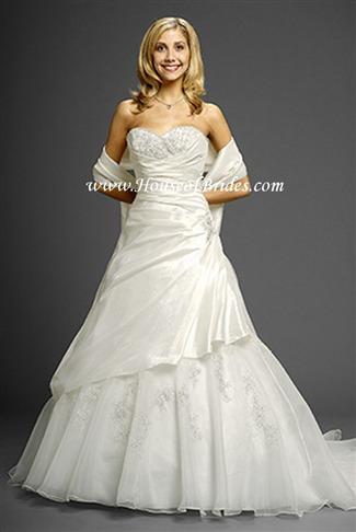 Buy Romantic Bridals Bridal Gown – 9612