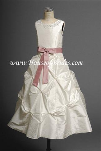 Buy Romantic Bridals Flowergirl Dress – 983