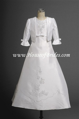Romantic Bridals Flowergirl Dress - 986 (Romantic Bridals Flower Girl Dresses)