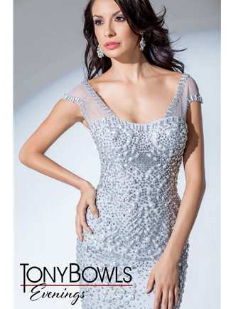 Tony Bowls Evenings Special Occasion Dress Style TBE11501 | House of Brides