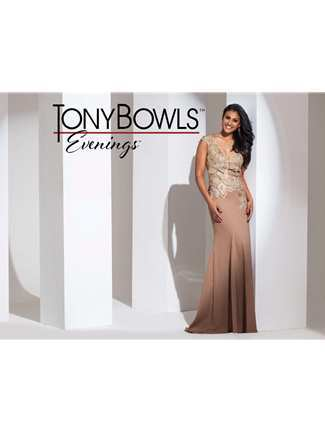 Tony Bowls Evenings Special Occasion Dress Style TBE11514 | House of Brides